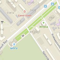 ГОСПИТАЛЬ ИМЕНИ БУРДЕНКО: Москва, Госпитальная