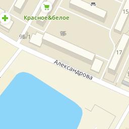 Улица Адмирала Нахимова в Астрахани ГИС
